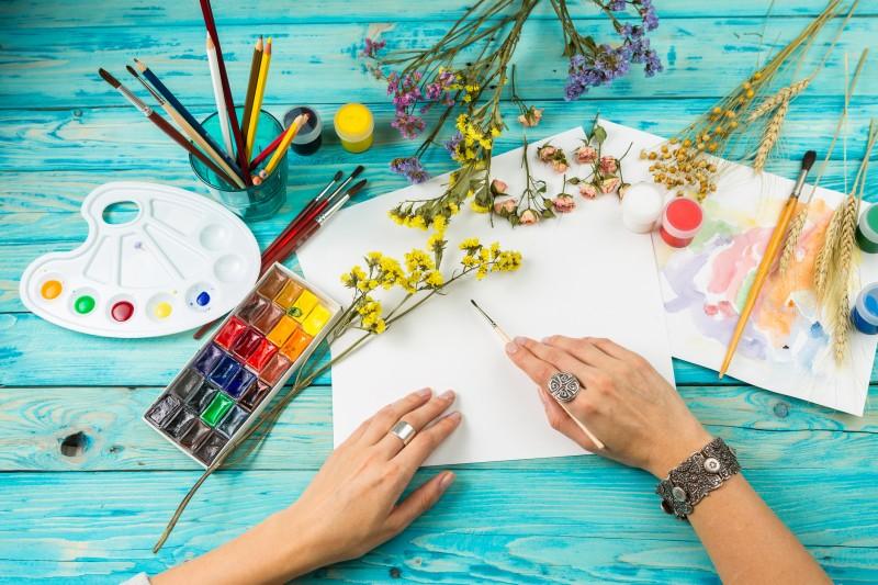 Творчество — призвание для каждого - Теос Медиа